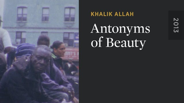 Antonyms of Beauty