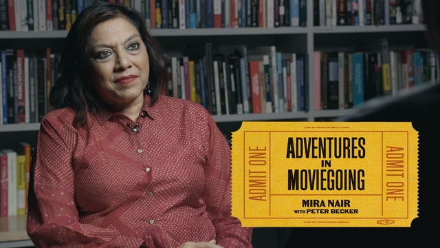 Mira Nair on BATTLE OF ALGIERS