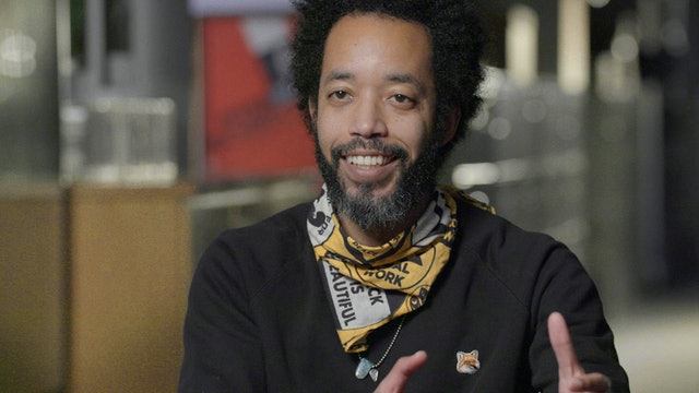 Wyatt Cenac on MUR MURS