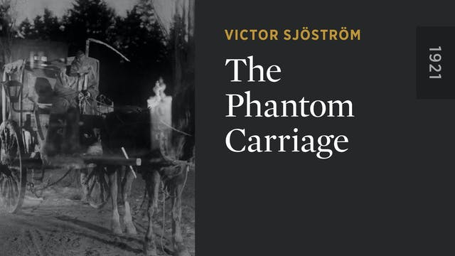 The Phantom Carriage
