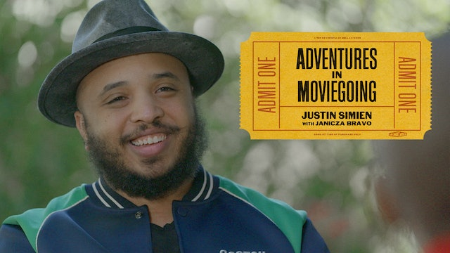 Justin Simien's Adventures in Moviegoing