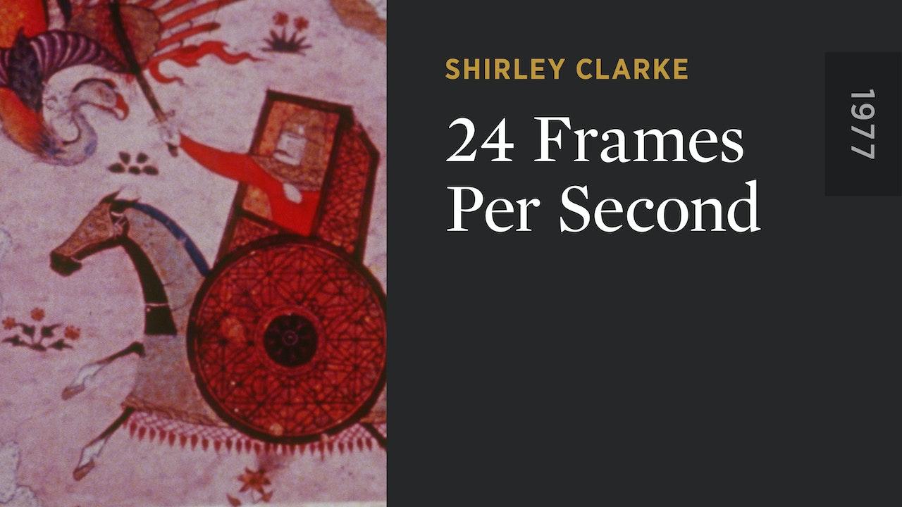 24 Frames Per Second