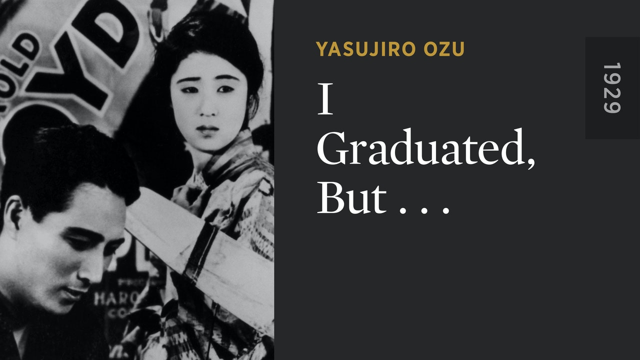 I Graduated, But . . .