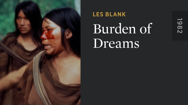 Burden of Dreams