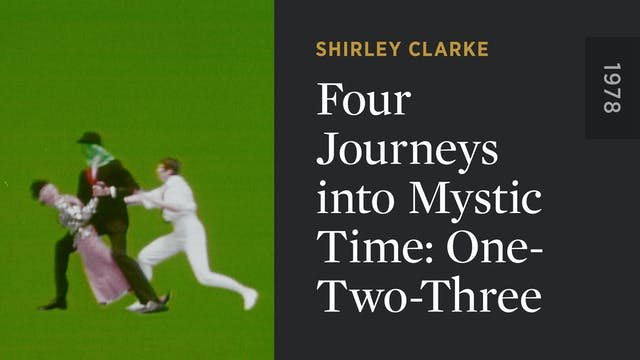 Four Journeys into Mystic Time: One-T...