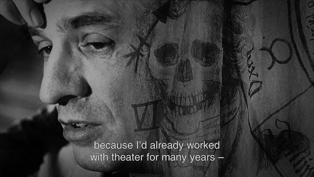 Ingmar Bergman Audio Interview