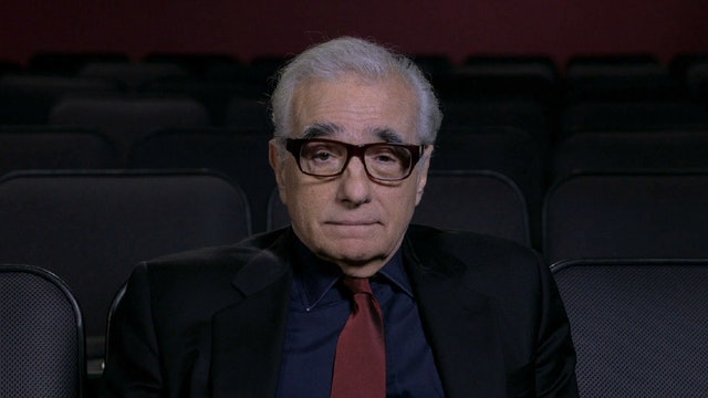 Martin Scorsese on LAW OF THE BORDER