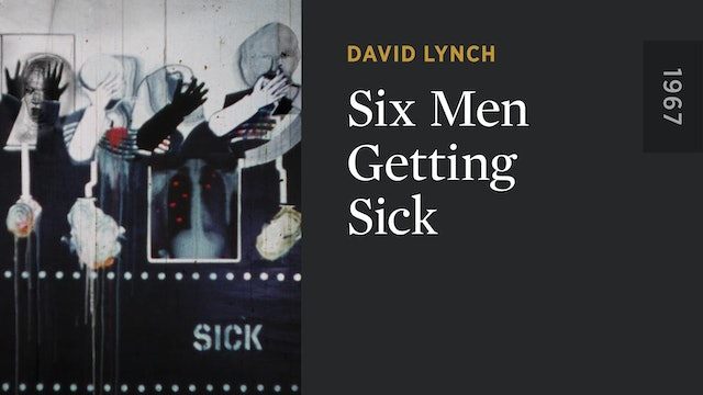 Six Men Getting Sick