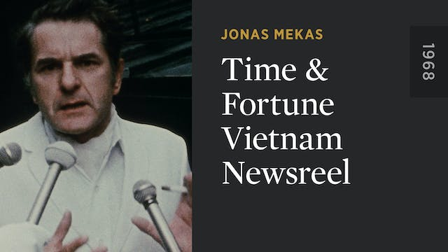 Time & Fortune Vietnam Newsreel