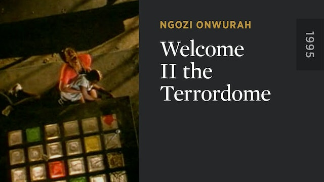 Welcome II the Terrordome