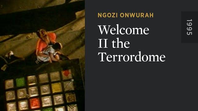 Welcome II the Terrordome