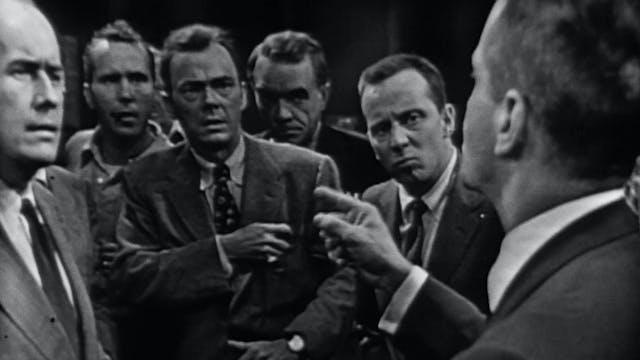 12 ANGRY MEN: The Television Version