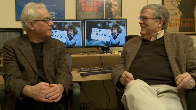 Greil Marcus and D. A. Pennebaker on DONT LOOK BACK