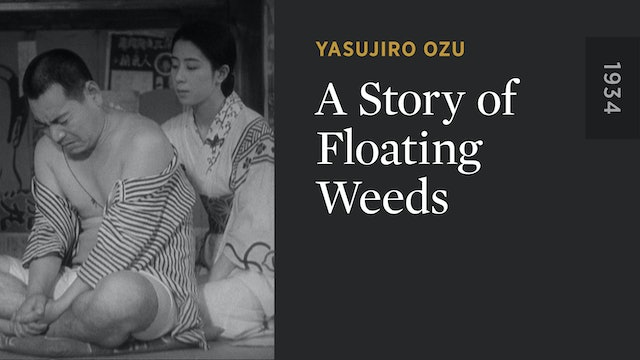 A Story of Floating Weeds