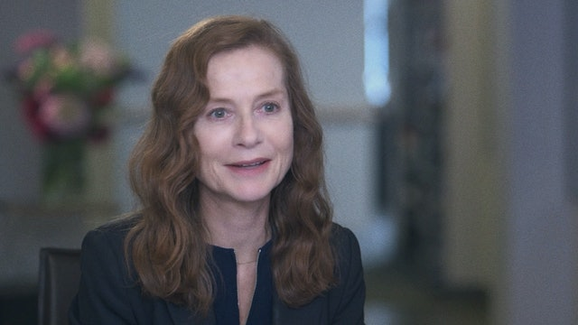 Isabelle Huppert on EVERY MAN FOR HIMSELF