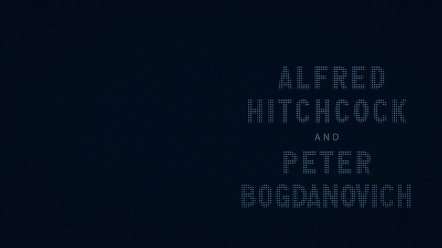 Alfred Hitchcock and Peter Bogdanovich on Hitchcock's Early Years, 1972