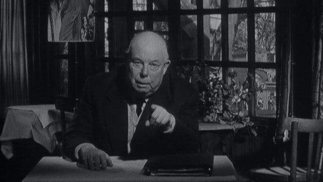 Jean Renoir on A DAY IN THE COUNTRY