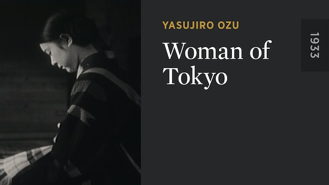 Woman of Tokyo