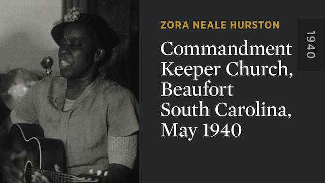 Commandment Keeper Church, Beaufort S...