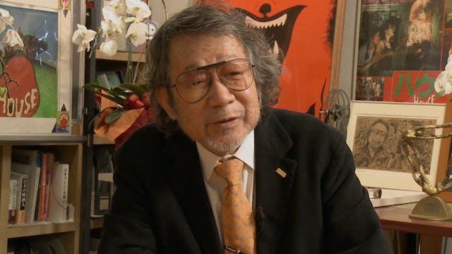 Nobuhiko Obayashi and Crew on HOUSE