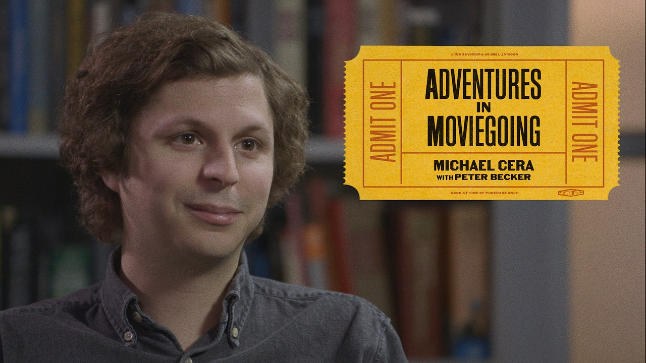 Michael Cera's Adventures in Moviegoing