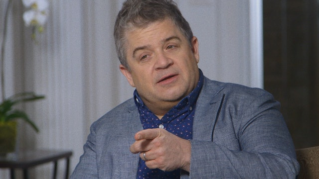 Patton Oswalt on MIKEY AND NICKY