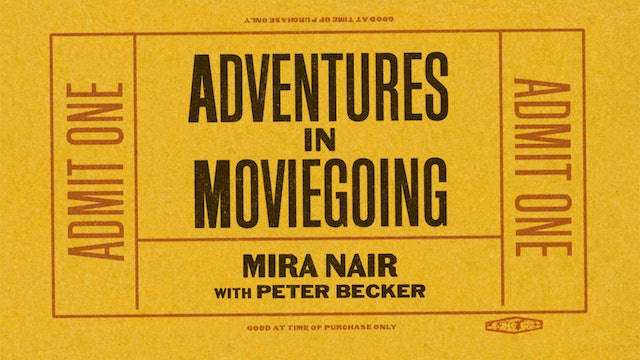 Mira Nair in Conversation