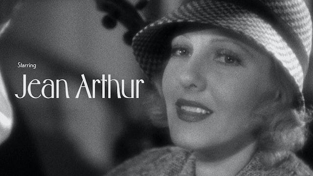 Starring Jean Arthur Teaser