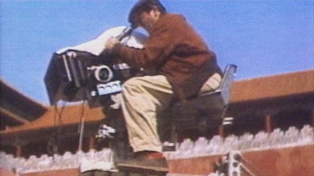 Bernardo Bertolucci's Chinese Adventure