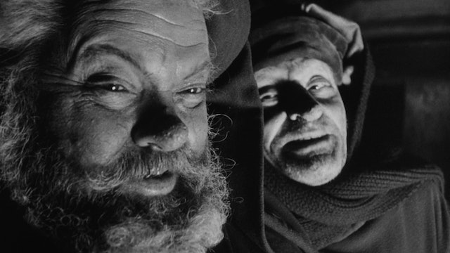 Orson Welles: On the Nose