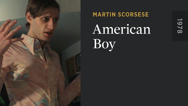 American Boy: A Profile of Steven Prince