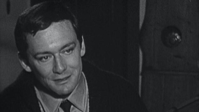 """""""Portrait d'acteur"""": Maurice Ronet, 1966"""