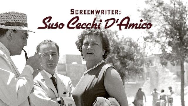 Screenwriter: Suso Cecchi d'Amico