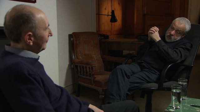 Mike Leigh and Gary Yershon on TOPSY-TURVY