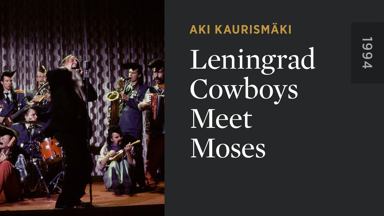 Leningrad Cowboys Meet Moses