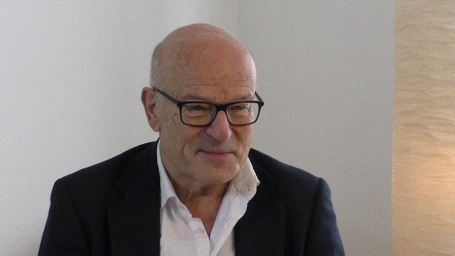 Volker Schlöndorff on BAAL, 2015