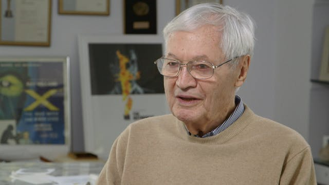 Roger Corman on CRIES AND WHISPERS