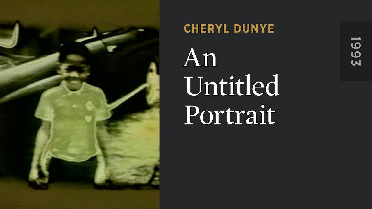 An Untitled Portrait