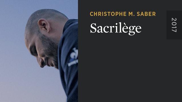 Sacrilège