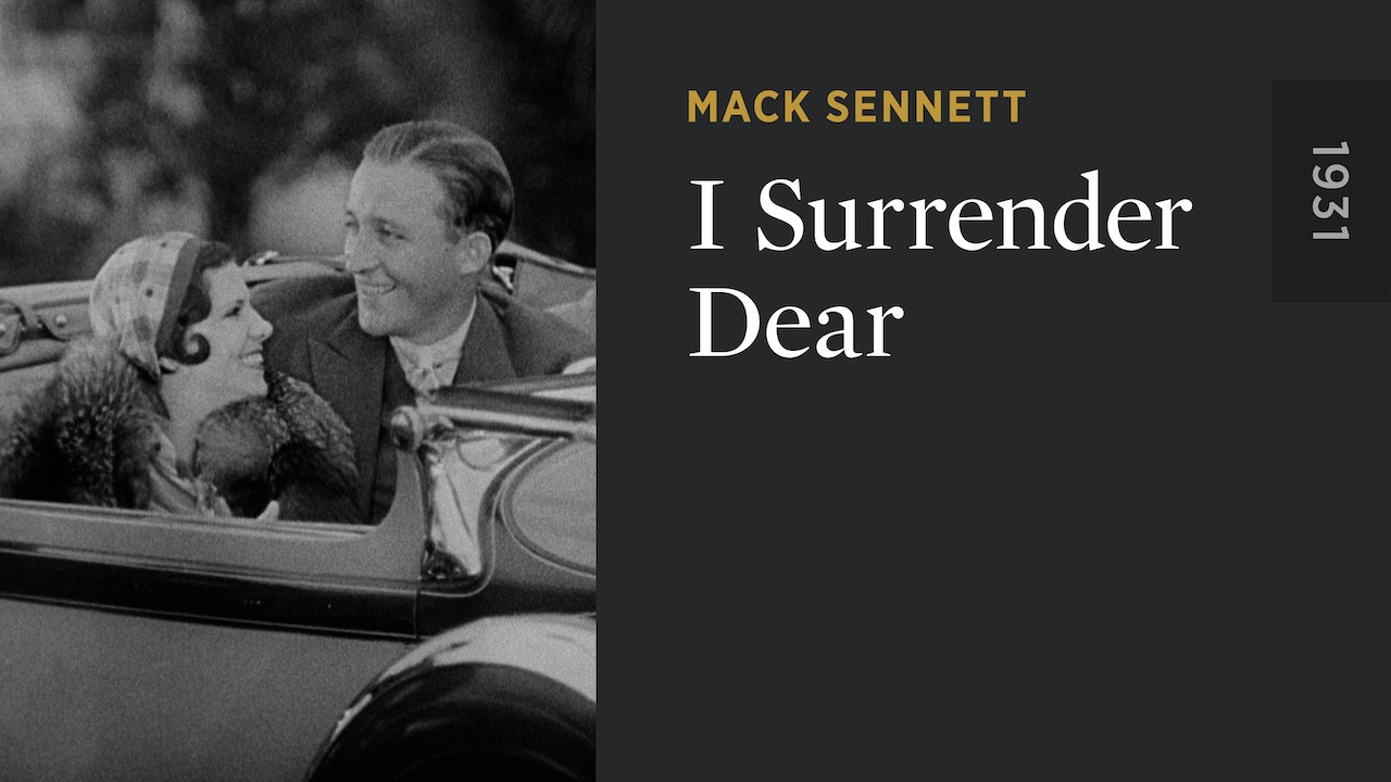 I Surrender Dear