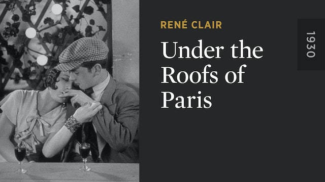 Under the Roofs of Paris