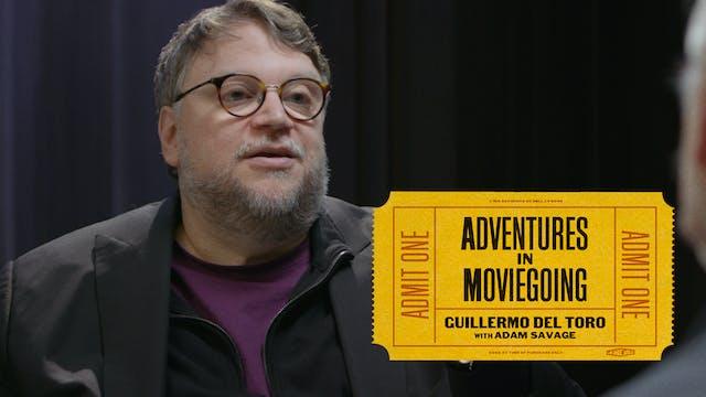 Guillermo del Toro on CANOA: A SHAMEF...
