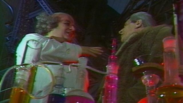 """Ciné-parade"": Georges Franju, 1982"