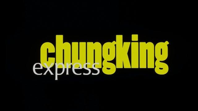 Chungking Express U.S. Trailer