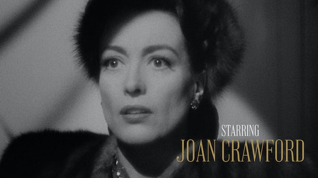 Joan Crawford Teaser