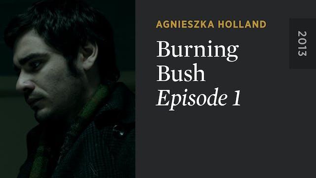 BURNING BUSH: Episode 1