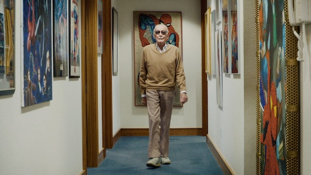 Stan Lee on Alain Resnais