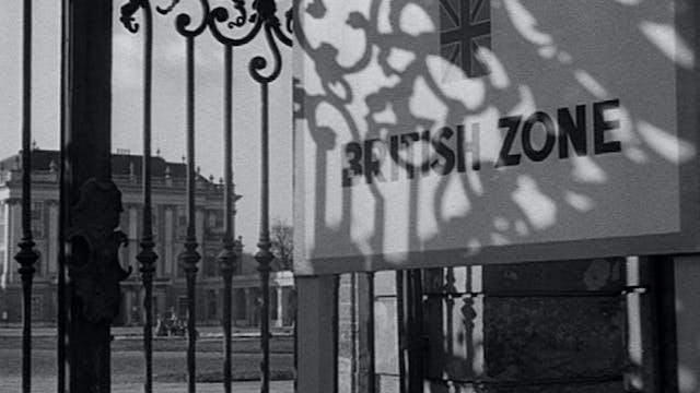 THE THIRD MAN File: UK Opening