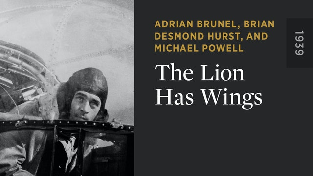 The Lion Has Wings