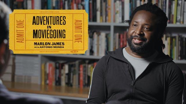 Marlon James on LE SAMOURAÏ
